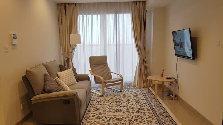 Comfort Chic 2BR @ Luxury BRANZ, nxt to AEON, ICE