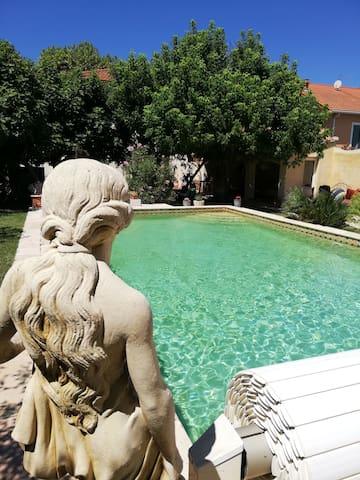 Douce parenthèse en Provence...