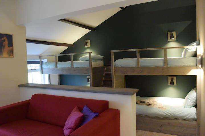 Leuke kamer voor de jeugd
