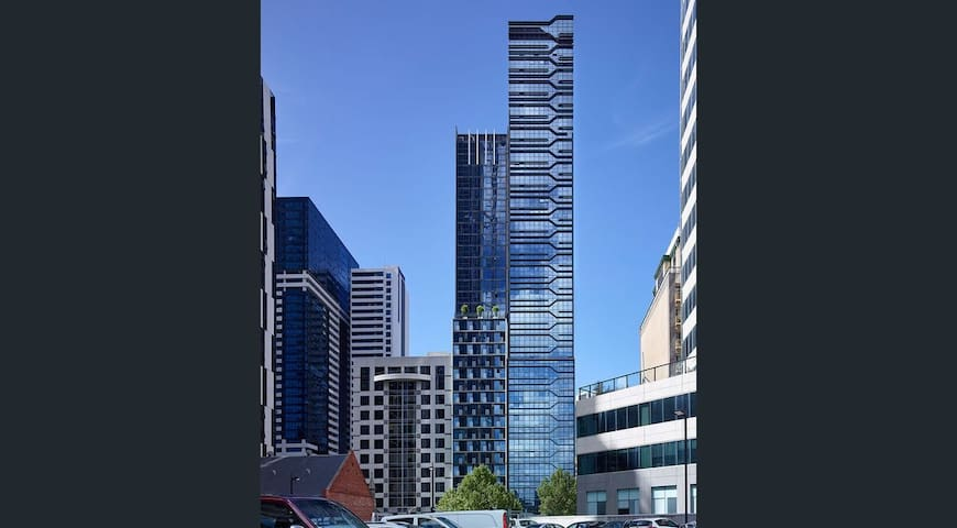 One bedroom Apartment@ Melbourne Central
