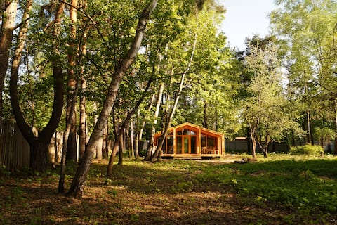 Дом с садом /House in Garden Close to Moscow