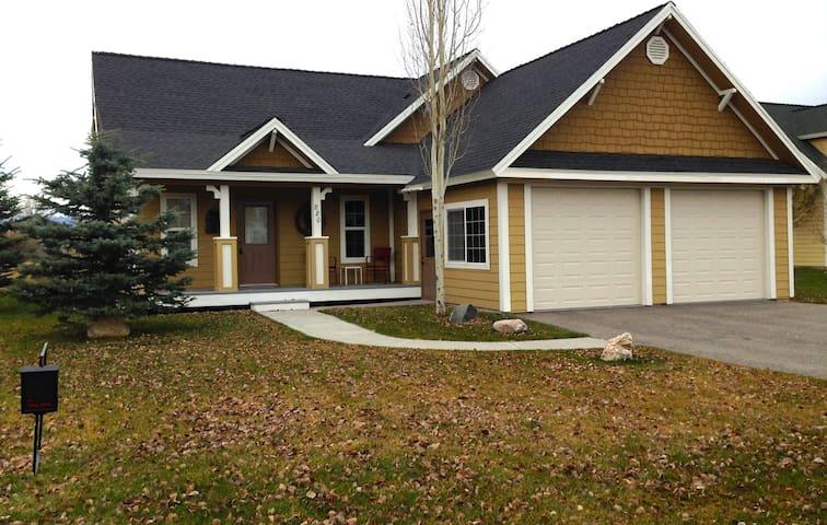Teton Creekside Cottage