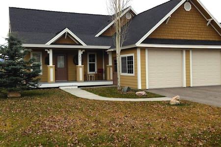 Teton Creekside Cottage - Driggs