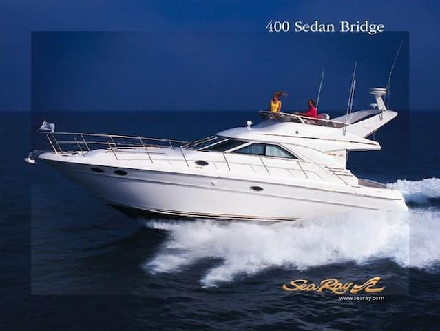 Amazing Luxury Bal Harbour Yacht! - Sunny Isles Beach - Boat