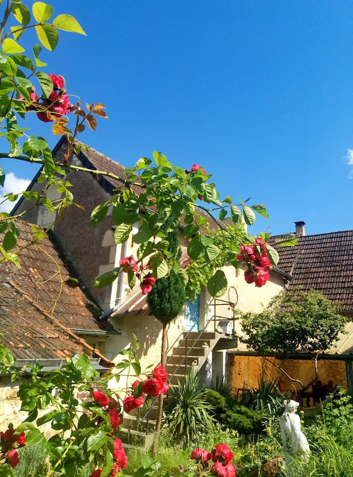 Cosy cottage in the Loir& Loire Valleys