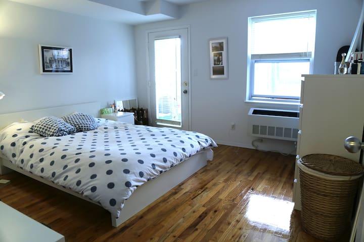 Cozy 1 bedroom in the Bay Ridge NY - Brooklyn - Lägenhet