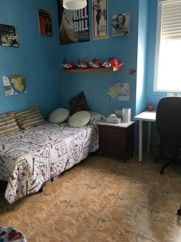 Habitacion muy luminosa en el centro historico!! - Cádiz - Rumah