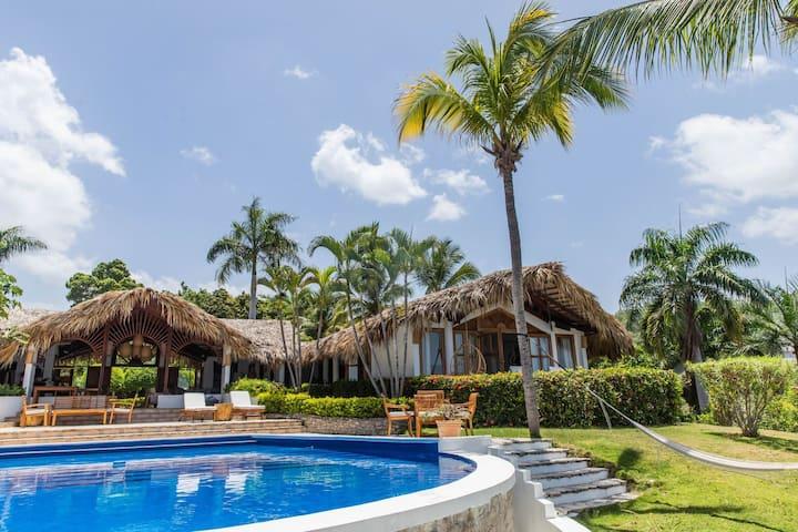 MR | Kalani Villa Ocean View | Barahona | Ref: 212