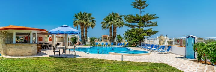 Manolis Apartments - Apartment with 2 rooms