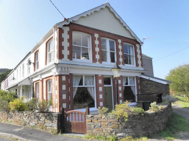 Beautiful period house in Snowdonia - Arthog - House