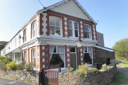 Beautiful period house in Snowdonia - Arthog