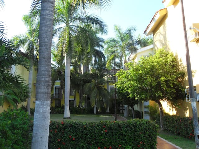 Comfortable appartment in Mazatlan - Mazatlán - Departamento