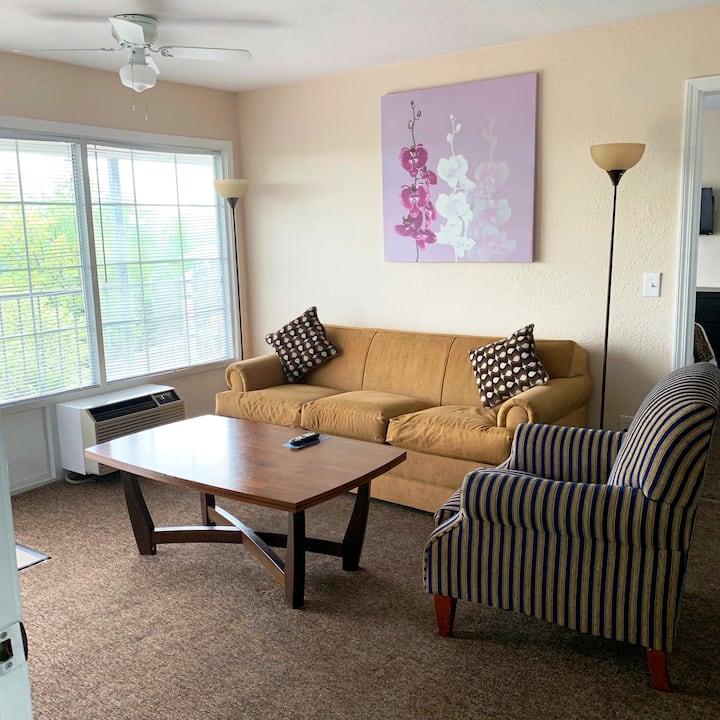 Two-Bedroom Condo - The Retreat at Foxborough