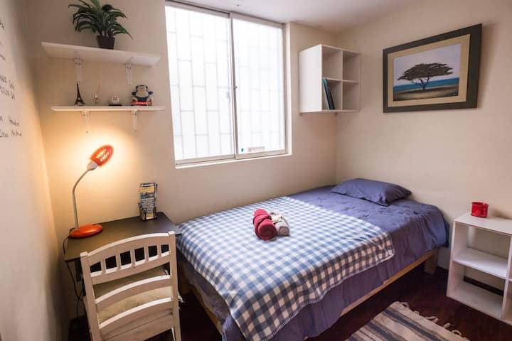 Cozy room for one - Miraflores