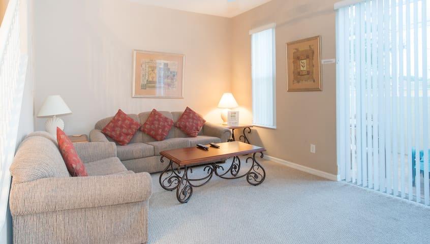 Affordable 3BR Villa near Disney