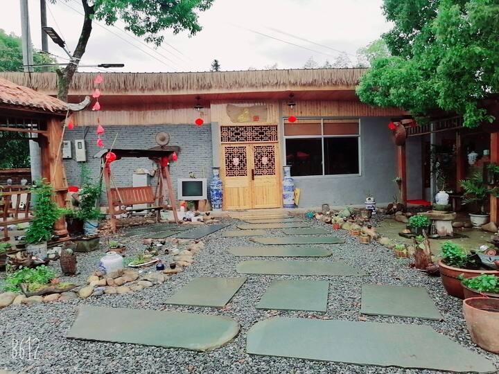 武夷山拈花小院