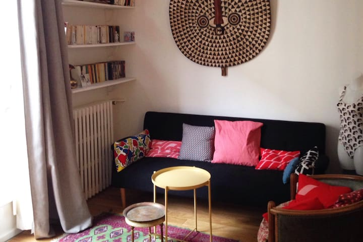 Bel appartement, proche Opera et Montmartre