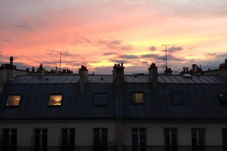 Short trip, Small flat, Small price - Paris - Apartment