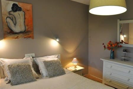 La chabetaine Chambre Zénith - Bed & Breakfast