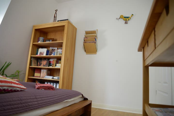 Guest room with charm, close proximity cathedrale - Erfurt - 아파트