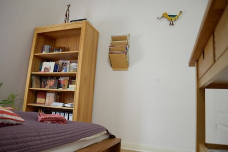 Guest room with charm, close proximity cathedrale - Erfurt
