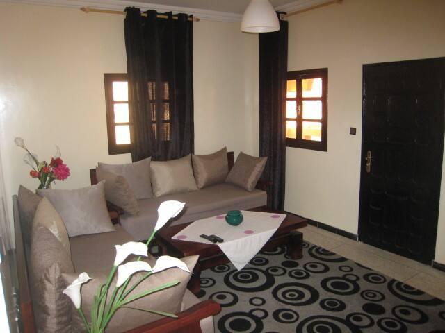 4-1 grands appartements au coeur de Dakhla