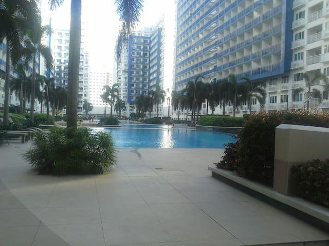 Sea Residences Condo Rental - Pasay City - Apartemen