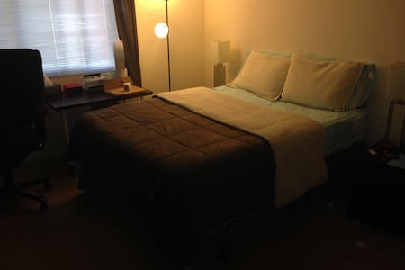 Big room available during holidays