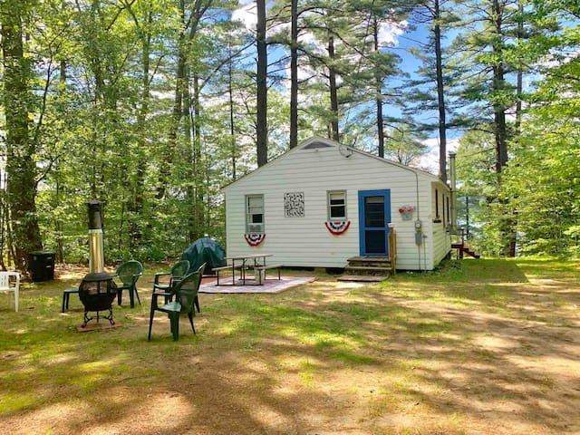 Affordable Lake View Cabin With Dock Sleeps 7