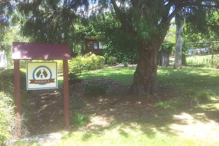 Oxhill. A house among the gum trees - Moss Vale