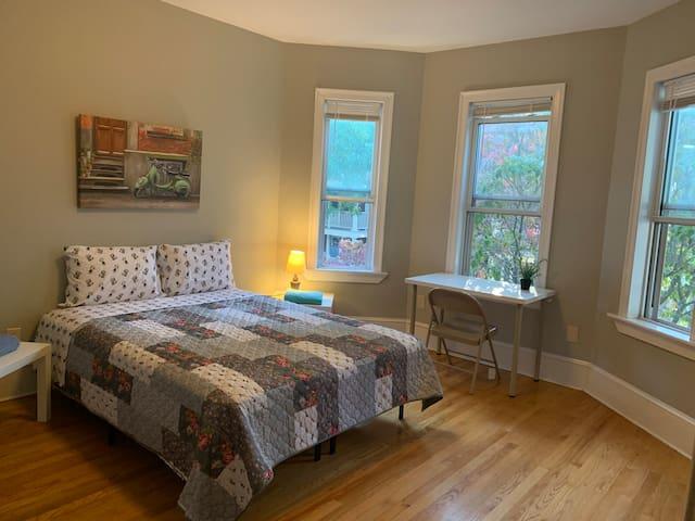 DOWNTOWN BOSTON / UMASS BOSTON / PRIVATE BEDROOM