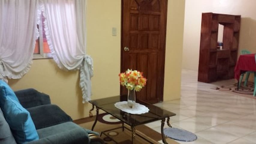 3 bedroom APARTMENT (5 min from Fie - Angeles - House