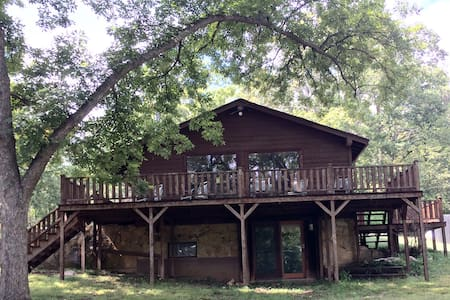 Canyon Hill Cabin - Dougherty - Kabin