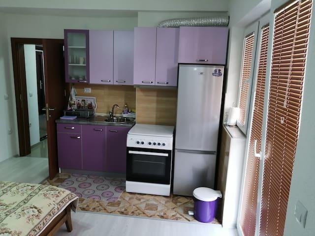 """Villa """"Zora"""" Apartments Krstanoski - studio N0. 3"""