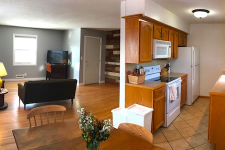 Charming 2BR near Trails and Restaurants - Minneapolis