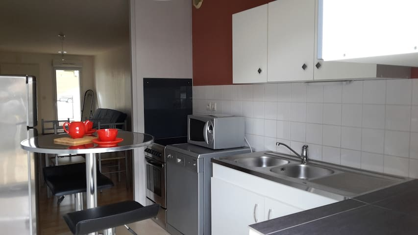 Iroise appartement - Betton - Apartment