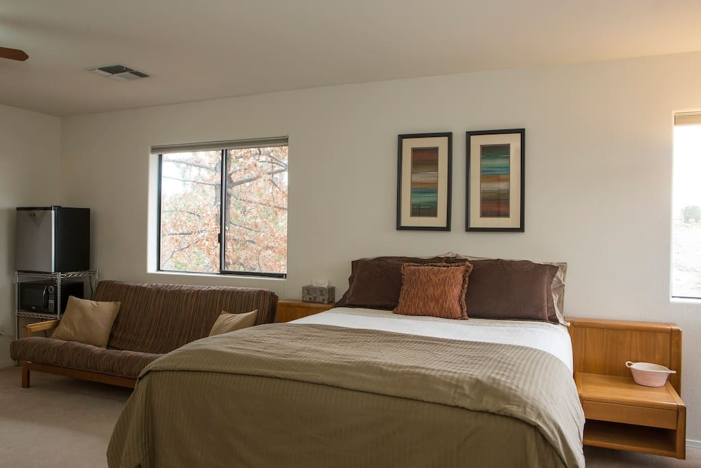 """""""...the bed was ridiculously comfortable."""" --Claire, Nevada"""