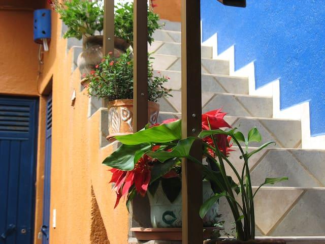 Opalo suite Casa Amatista - Melaque - Apartmen