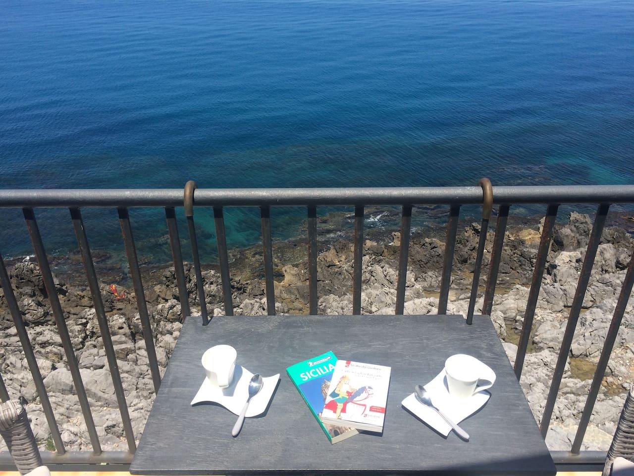 seaview down terrace