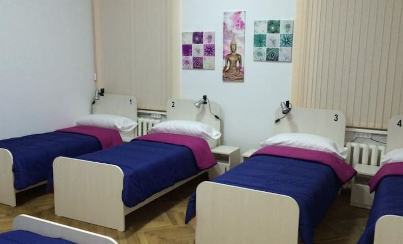 Hostel in the center of Chisinau