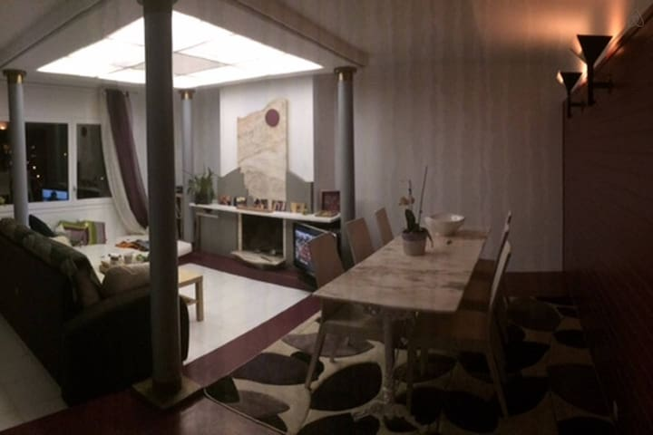 Habitació a OLOT - Olot - Apartemen