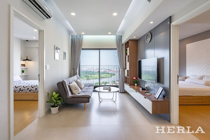 Herla Masteri Thao Dien Luxury Apartment 3304 #T2