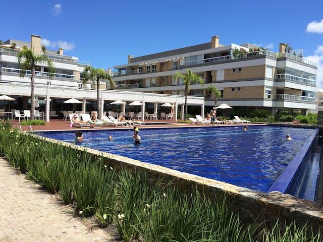 Condominio Club na Praia - ฟลอเรียนโนโปลิส - อพาร์ทเมนท์