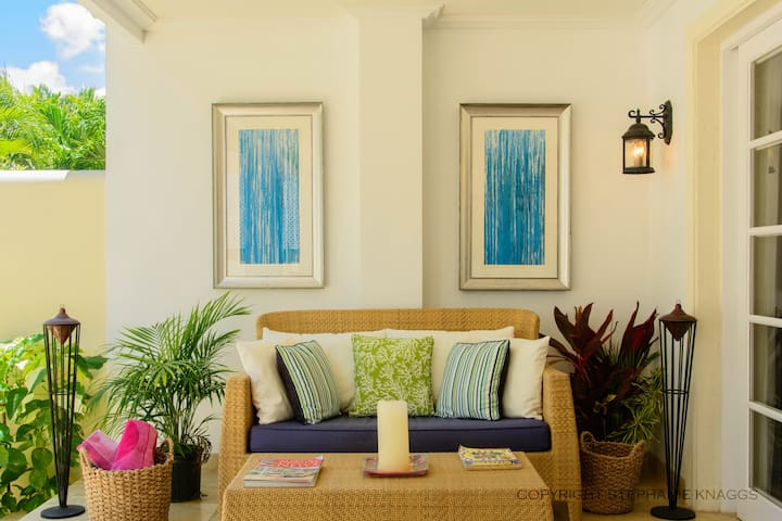 Mullins Bay, Barbados Town-house - Mullins - 一軒家