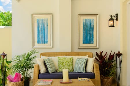 Mullins Bay, Barbados Town-house - Mullins - บ้าน