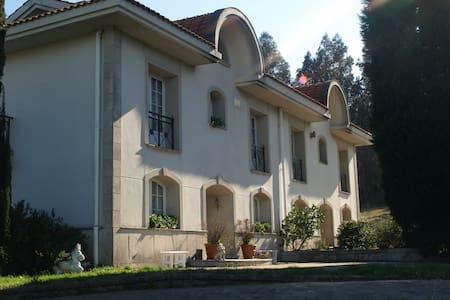 LASAILEKU-Habitacion- relajante-2 - Bilbao - Penzion (B&B)