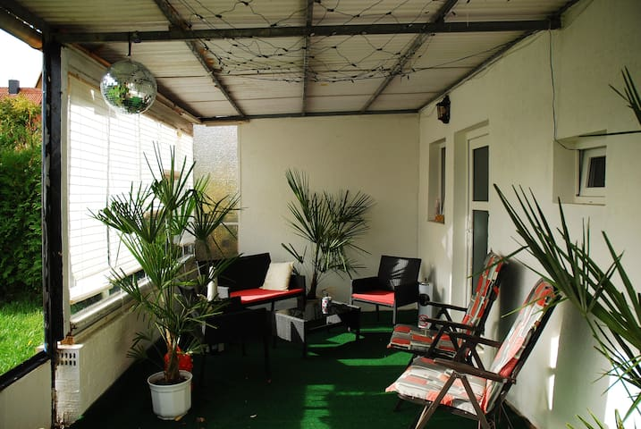 You are Welcome  3 ZiWhg EG Garten - Barsinghausen - Apartamento