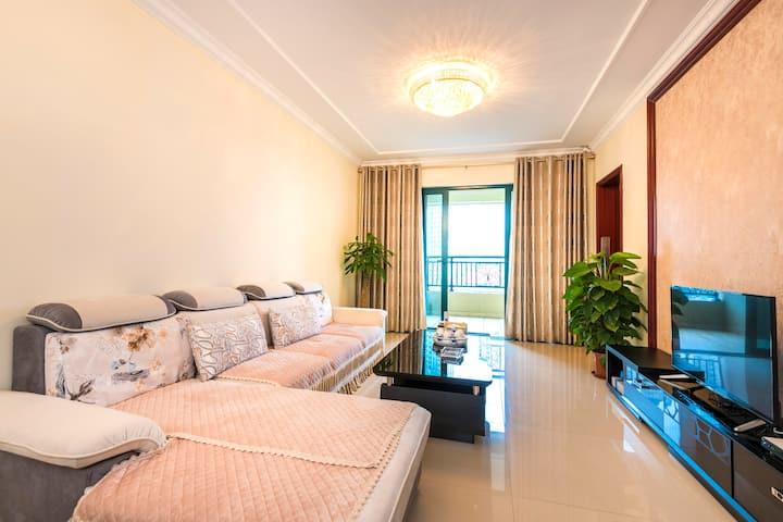 恒大逸游度假公寓—武广高铁旁二房一厅