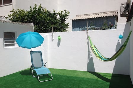 REFURBISHED HOUSE BACKYARD BARBECUE - Vila Real de Santo António - 公寓