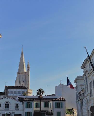 Deux pièces centre ville, tout proche Vieux Port - La Rochelle - Apartment